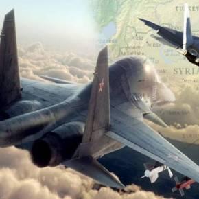 Ρωσικά μαχητικά έπληξαν με 20 πυραύλους στρατόπεδο της CIA – Η USAF μεταφέρει F-22 στη Μέση Ανατολή(vid)