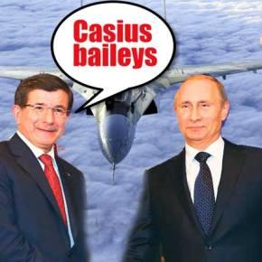 Ρωσικό αεροσκάφος παραβίασε το Τουρκικό FIR – Κλιμάκωση στις σχέσεις των δύοχωρών