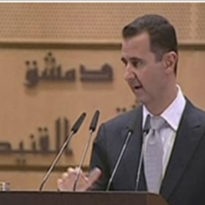 Συρία: «Ξεκάθαρη συνωμοσία» επικαλείται οΑσαντ