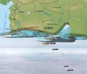 Εντυπωσιακά αποτελέσματα από τους βομβαρδισμούς της ΡωσικήςΑεροπορίας