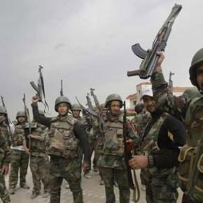 ΣΥΡΙΑ: «Αν ο Άσαντ νικήσει θα διαθέτει τον πιο ισχυρό στρατό στη ΜέσηΑνατολή»