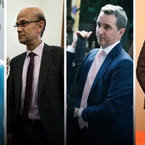 Συμφώνησαν σε μικρότερη ύφεση «κουαρτέτο» καικυβέρνηση
