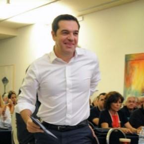 Μήνυμα Τσίπρα ότι έληξε η «παραλειτουργία» μέσα στοΣΥΡΙΖΑ
