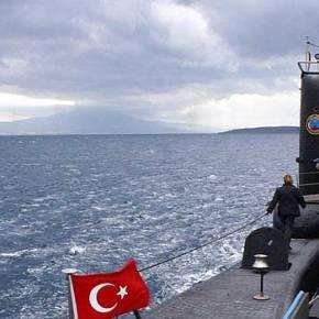 Ύποπτες κινήσεις τουρκικών υποβρυχίων στοΑιγαίο…