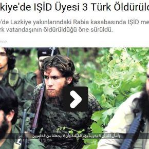 Συρία: Στη Λαττάκεια σκοτώθηκαν τρεις Τούρκοιτζιχαντιστές