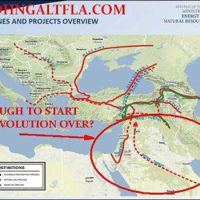 Οι ΗΠΑ θέλουν να μεταφέρουν φυσικό αέριο από το Κατάρ δια μέσου Ελλάδος καιΒουλγαρίας
