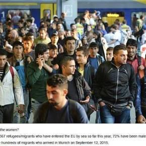Μαντέψτε Τι άλλο Φέρνουν οι Μουσουλμάνοι «Πρόσφυγες» στη Γερμανία – Προσεχώς και στηνΕλλάδα
