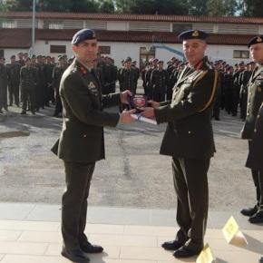 Aποφοίτηση Λοχαγών Ενιαίου Τμήματος Προκεχωρημένης Εκπαίδευσης ΣΠΖ-Φωτογραφίες.