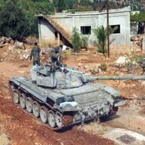 Ο συριακός Στρατός «σφραγίζει» τα σύνορα με την Τουρκία – Αντεπίθεση σε όλα τα μέτωπα[βίντεο]