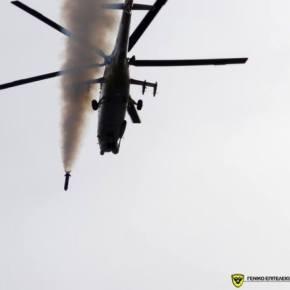 Βολές Ε/Π της Ε.Φ – Εορτασμός ημέρας Ενόπλων Δυνάμεων από την ΕΛΔΥΚ(φωτογραφίες)