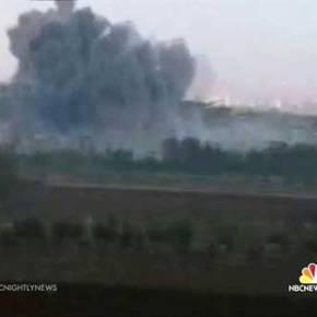 Με πυραύλους cruise βομβαρδίζουν οι Ρώσοι την περιοχή των Τουρκμένων στην οποία έπεσε τοSU-24