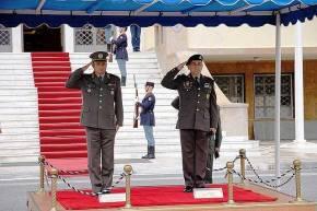 Σερβικές και Ισραηλινές επισκέψεις στοΓΕΕΘΑ
