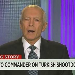 Ομολογία ΣΟΚ Αμερικανου στρατηγού στο CNN – «Το ISIS εξυπηρετεί τα συμφέροντα της Τουρκίας»!(Βίντεο)