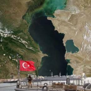 Που το πάνε οι Τούρκοι; Βάζουν «πόδι» στην Μαύρη Θάλασσα μέσωΟυκρανίας