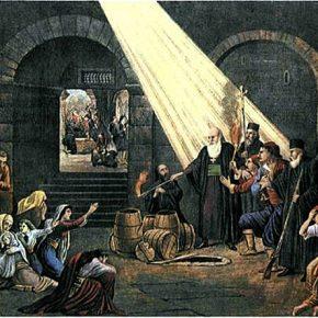 Tο ολοκαύτωμα του Aρκαδίου(9/11/1866)