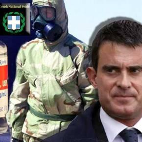Επιβεβαίωση pronews.gr διά στόματος του Γάλλου πρωθυπουργού Ε.Βαλς: «Υπάρχει κίνδυνος oι τρομοκράτες να χρησιμοποιήσουν χημικά όπλα – Ετοιμάζουν νέεςεπιθέσεις»