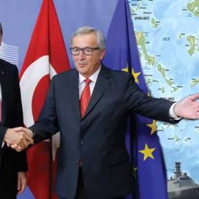 Η Τουρκία αμφισβητεί τα πάντα στοΑιγαίο