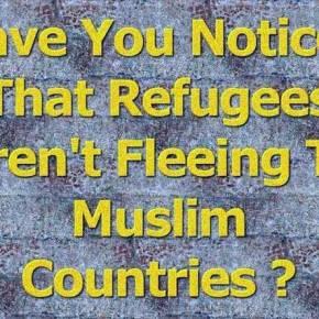 Μπορεῖ ἕνας ΜΗ ΜΟΥΣΟΥΛΜΑΝΟΣ νά γίνει δεκτός ὡς πρόσφυγας σέ ΜουσουλμανικόΚράτος;