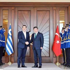 """Τσίπρας: """"Η Τουρκία πρέπει να επιτρέψει δίκαιες λύσεις στοΚυπριακό"""""""