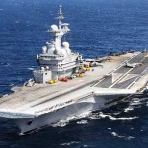 Προειδοποίηση Συρίας προς Γαλλία μέσω… Μόσχας: «Θα βυθίσουμε το Charles de Gaulle αν πλησιάσει στις ακτές μας»(vid)