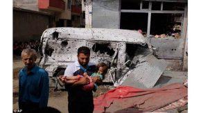 Ο τουρκικός Στρατός ισοπεδώνει τις κουρδικές πόλεις Τσίζρε και Ντέρικ στην Τουρκία – Εξοντώνουν αμάχους και οι Ευρωπαίοι τους «χαϊδεύουν» τα «αφτιά» (vid,εικόνες)