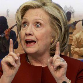 ΑΠΟΚΑΛΥΨΗ-ΒΟΜΒΑ: Βγήκαν στη φόρα έγγραφα με υπογραφή της Χίλαρι Κλίντον για χρηματοδότηση των Ισλαμιστών-ανταρτών κατά τουΆσαντ