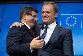 Συμφωνία και 3 δισ. ευρώ στην Τουρκία για την αντιμετώπιση τουπροσφυγικού
