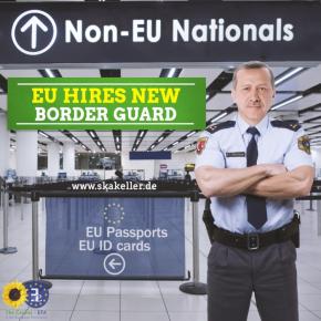 Η Τρελή κι Επικίνδυνη «παρείσφρηση» της Τουρκίας στηνΕΕ…