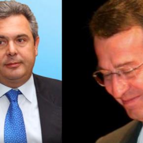 Ο Καμμένος θέτει θέμα Ρουμπάτη για την ΕΥΠ: «Θα έπρεπε να έχει παραιτηθεί…»