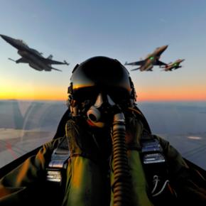 Πολεμική Αεροπορία που σ΄ αφήνει άφωνο! Φωτορεπορτάζ από το εντυπωσιακόσόου