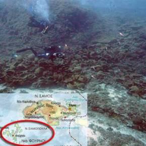 «Μαγεία» από τον ελληνικό βυθό: Ανακαλύφθηκαν 22 ναυάγια από την Αρχαιότητα και το Βυζάντιο στους Φούρνους(εικόνες)