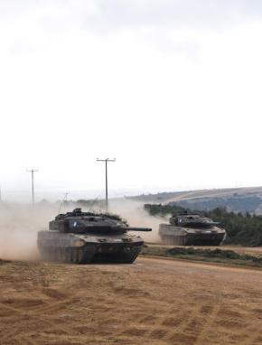 Συναγερμός στον ΕΒΡΟ… Εντολή Αντεπίθεσης από το ΓΕΣ… Άνοιξε Πυρ η ΧΙΙΙ ΤεθωρακισμένηΤαξιαρχία
