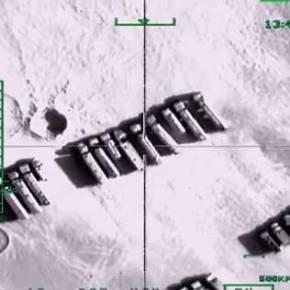 Οι Τουρκοι εκδικήθηκαν τα Ρωσικά Su-34 που κατεστρεψαν 1.000 βυτια που έδιναν πετρέλαιο στηνΤουρκία!