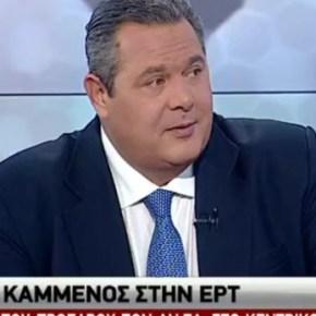 Η Ελλάδα Σε Κίνδυνο… Απίστευτη Παραδοχή Καμμένου: «Απόβαση στη Χώρα, δεν Μπορούμε να Ελέγξουμε όσουςΜπαίνουν»
