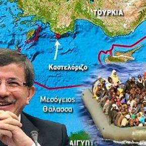 Απέδρασαν δύο Τούρκοι διακινητές από το κρατητήριο τουΚαστελόριζου