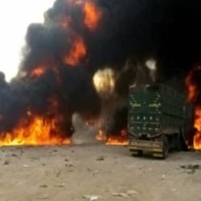 Ο ΤΟΥΡΚΟΣ ΠΡΟΕΔΡΟΣ ΤΡΑΒΑΕΙ ΕΠΙΚΙΝΔΥΝΑ ΤΟ ΣΧΟΙΝΙ ΜΕ ΤΗ ΡΩΣΙΑ – Ο Ερντογάν ομολογεί και προκαλεί: «Το κομβόι που βομβάρδισαν οι Ρώσοι μετέφερε όπλα – Την επιχείρηση είχε οργανώσει η ΜΙΤ»–