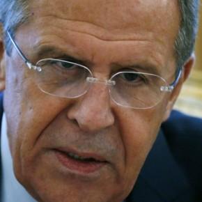 """Λαβρόφ: """"Η Τουρκία παραβιάζει 1.500 φορές ετησίως τον ελληνικό εναέριοχώρο"""""""
