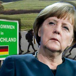 FAZ: Η Μέρκελ αναμένει ένα εκατομμύριο πρόσφυγες στην Γερμανία το2015
