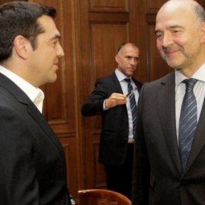 Μοσκοβισί: Βήμα μπροστά για την Ελλάδα η ψήφιση τουπολυνομοσχεδίου