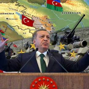 Τούρκος ΥΠΑΜ : ''Ζητάμε άνευ όρων απόσυρση των αρμενικών δυνάμεων από τα εδάφη του Ναγκόρνο/Καραμπάχ''!!