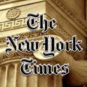 """Εκθειασμός από του NY Times το 1975… «Οι """"Ελληνες έστησαν τον Άνθρωπο στα πόδιατου»!!!"""