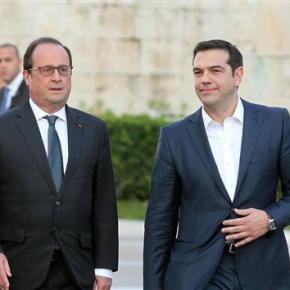 Τσίπρας: «Στο Πλευρό του Γαλλικού Λαού… ΠαρακολουθούμεΣυγκλονισμένοι»