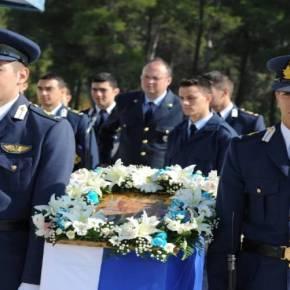 Η Πολεμική Αεροπορία τίμησε τον Προστάτη της Αρχάγγελο Μιχαήλ[φωτό]