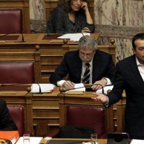 Παππάς: Θα τηρήσουμε τα συμφωνηθέντα – Να σεβαστούν όλα τα μέρη τη συμφωνία Ο υπουργός Επικρατείας Νίκος Παππάς σημείωσε επίσης πως ο ΣΥΡΙΖΑ θα επιτελέσει τον ιστορικό τουρόλου.