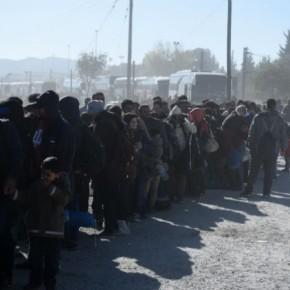Ένταση στη συνοριακή γραμμή τηςΕιδομένης