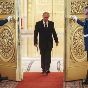 Πούτιν: Άτομα από 40 χώρες, και του G20, χρηματοδοτούν τοΙΚ