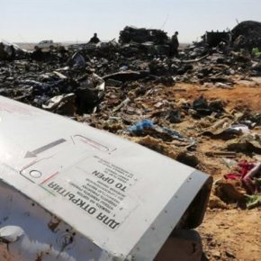 Το μοιραίο Airbus 321 που συνετρίβη στο Σινά «διαλύθηκε στον αέρα» Είναι νωρίς για συμπεράσματα αναφέρουν οιειδικοί