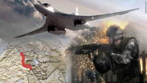 Πολεμικός «πυρετός»: Η 58η Ρωσική Στρατιά αναπτύσσεται στα σύνορα Αρμενίας-Τουρκίας – «Συγχώρα μας Ρετζέπ» γράφουν οι ρωσικοί πύραυλοι (φωτο,vid)