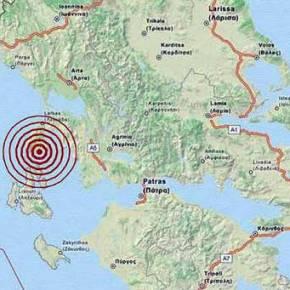 Μια γυναίκα νεκρή από τον ισχυρό σεισμό των 6,1 Ρίχτερ στην Λευκάδα – Το χτύπημα του Εγκέλαδου έγινε αισθητό και στην Αθήνα (upd2)