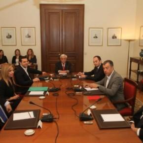 Με διαφωνίες ολοκληρώθηκε το συμβούλιο πολιτικώναρχηγών